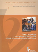 Expert Forecast on Emerging Psychosocial Risks Related to Occupational Safety and Health