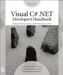 Visual C# .NET Developer's Handbook