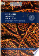 The English Academy Review