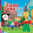 Llama Llama Happy Birthday