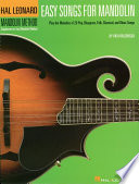 Easy Songs for Mandolin  Songbook