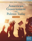 American Government And Politics Today 2018 Election Update