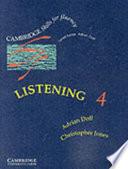 Listening 4 Advanced Student's Book Pdf/ePub eBook