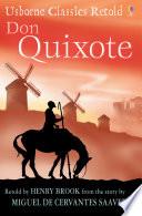 Don Quixote  Usborne Classics Retold Book