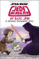 Pdf At Last, Jedi