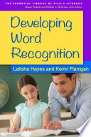 Developing Word Recognition Book