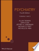 Psychiatry 2 Volume Set