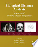 Biological Distance Analysis