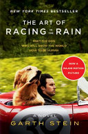 The Art of Racing in the Rain Movie Tie-in Edition banner backdrop