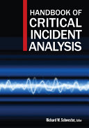 Handbook of Critical Incident Analysis