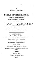 Pdf A Practical Treatise on Bills of Exchange