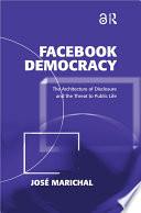 Facebook Democracy