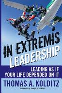 In Extremis Leadership [Pdf/ePub] eBook