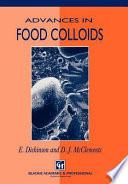 Advances In Food Colloids Book PDF