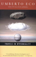 Pdf Travels in Hyperreality