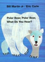 Polar Bear, Polar Bear, What Do You Hear? [Book]