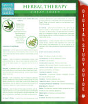 Herbal Therapy Cheat Sheet (Speedy Study Guides)