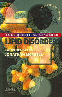 Lipid Disorders Book PDF
