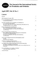 Prosthetics And Orthotics International Book PDF