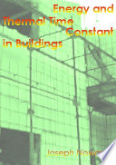 Energy And Thermal Time Constant In Buildings Book PDF