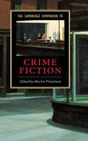 The Cambridge Companion to Crime Fiction
