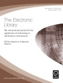 ICT Developments in Nigerian Libraries