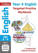 Year 4 English Targeted Practice Workbook