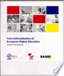 Internationalisation of European Higher Education: