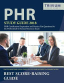 PHR Study Guide 2018