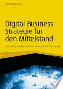 Digital Business Strategie für den Mittelstand
