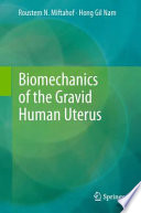 Biomechanics Of The Gravid Human Uterus Book PDF