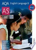 AQA English Language B AS