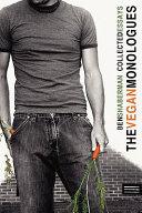The Vegan Monologues Book
