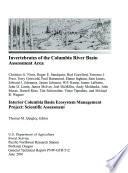 Invertebrates of the Columbia River Basin Assessment Area