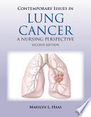 Contemporary Issues In Lung Cancer Book PDF