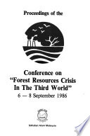 Proceedings of the Conference on