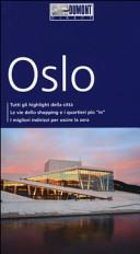 Guida Turistica Oslo. Con mappa Immagine Copertina