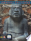 Annual Editions  : Archaeology 01/02