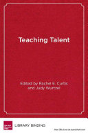 Teaching Talent