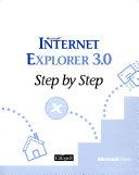 Microsoft Internet Explorer 3 0 Step by Step