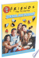Friends Sticker Art Puzzles