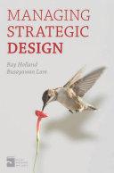 Thumbnail Managing strategic design