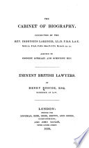 Eminent British lawyers