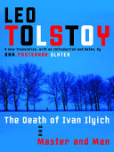 The Death of Ivan Ilyich and Master and Man Book
