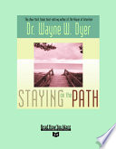 Staying on the Path Book