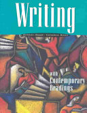 Writing with Contemporary Readings Book