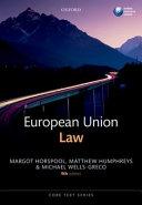 European Union law.