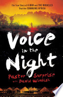 Voice in the Night Book