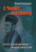 A Murder in Lemberg