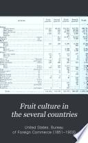 Fruit Culture in the Several Countries